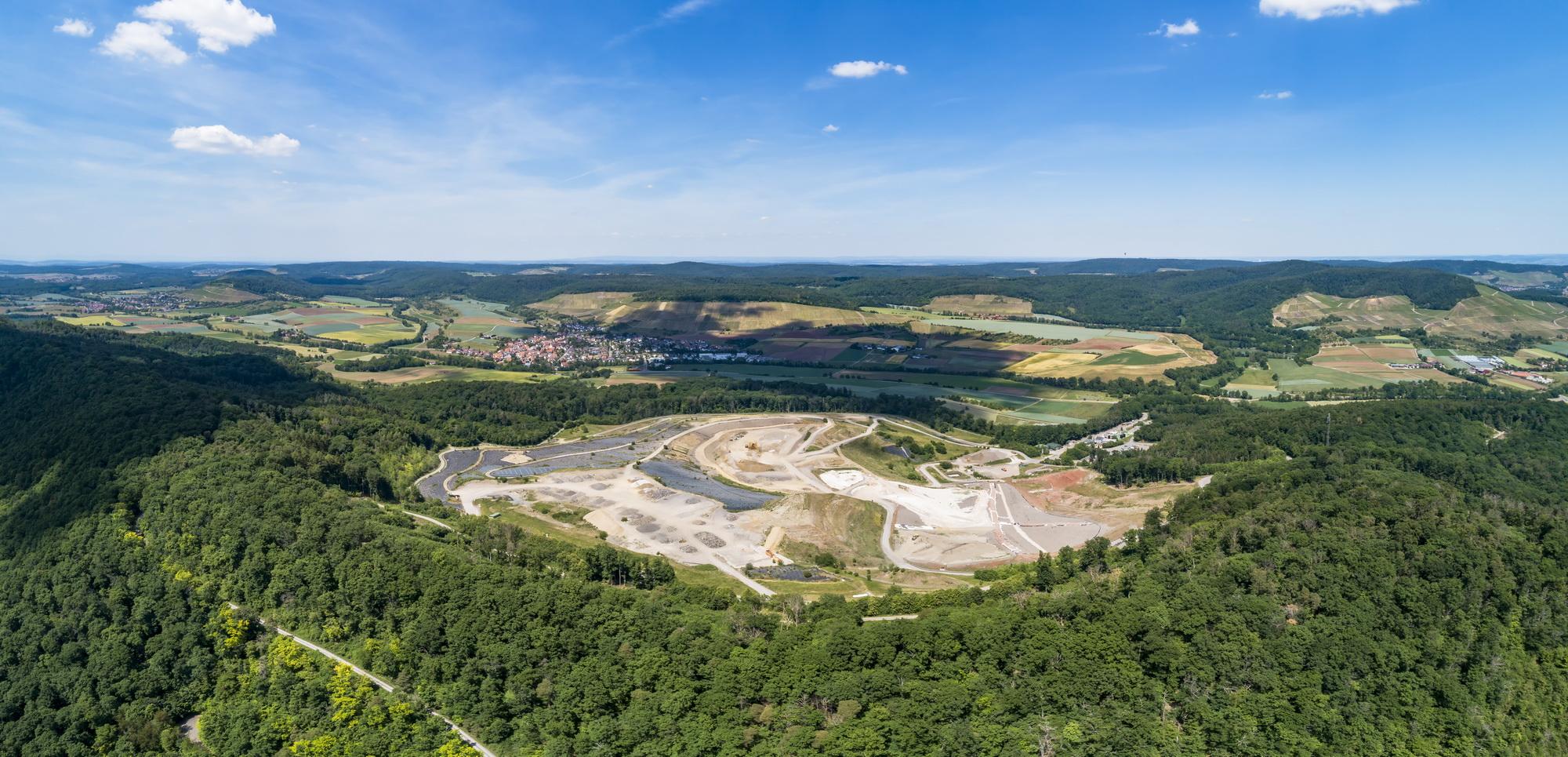Horrheim: Mülldeponie Burghof