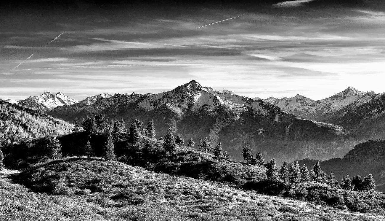 Zillertaler Bergwelten.