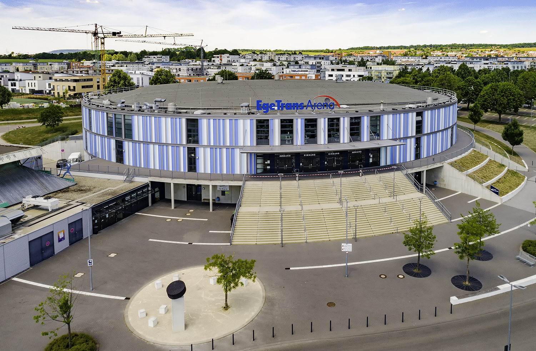 Bietigheim-Bissingen: EgeTrans Arena