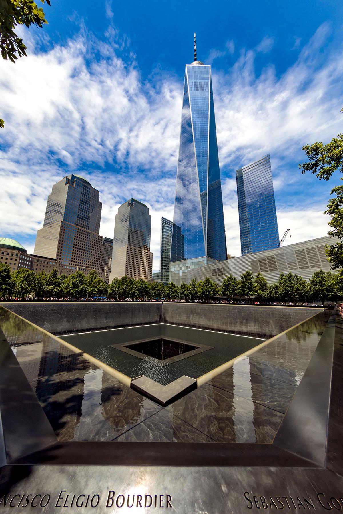 World Trade Center NY, Ground Zero