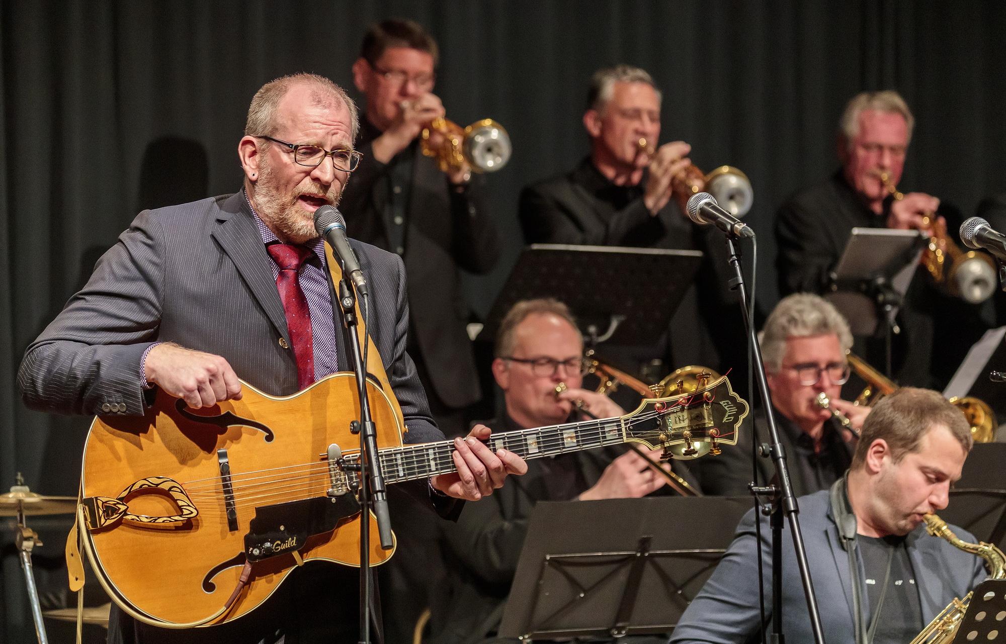 Bietigheim: Konzert Udo Jürgens goes Jazz mit Jörg Seidel & Gout Bigband, Kelter