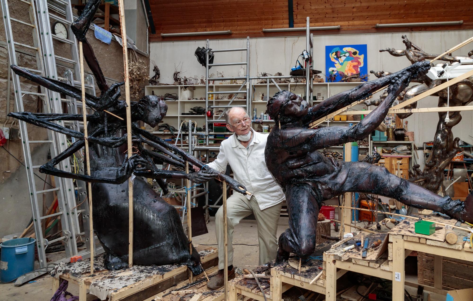 Kunst: Prof. Karl-Henning Seemann