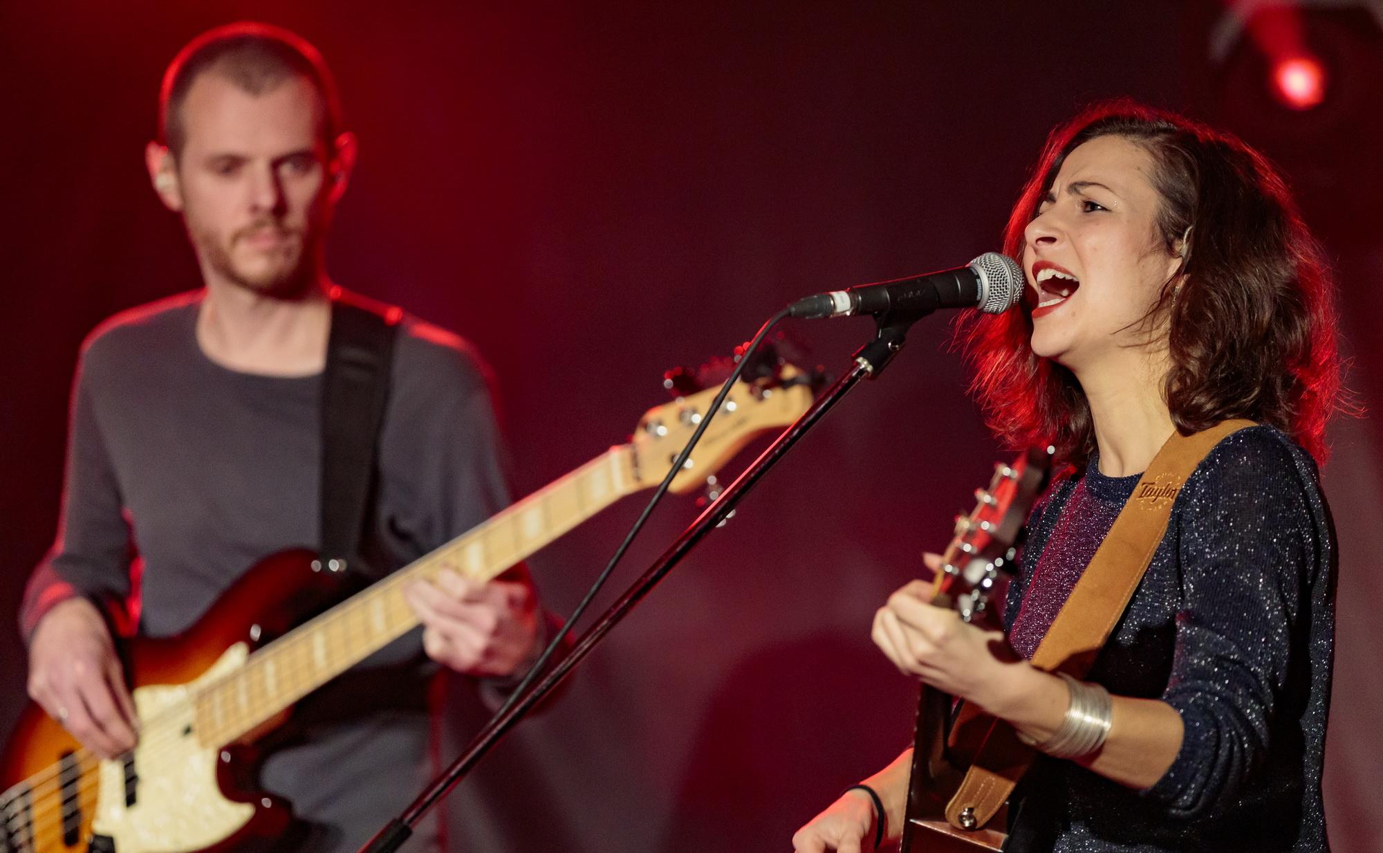 Bönnigheim: Pop-Konzert mit Katrin Medde, KulturKeller am Burgplatz