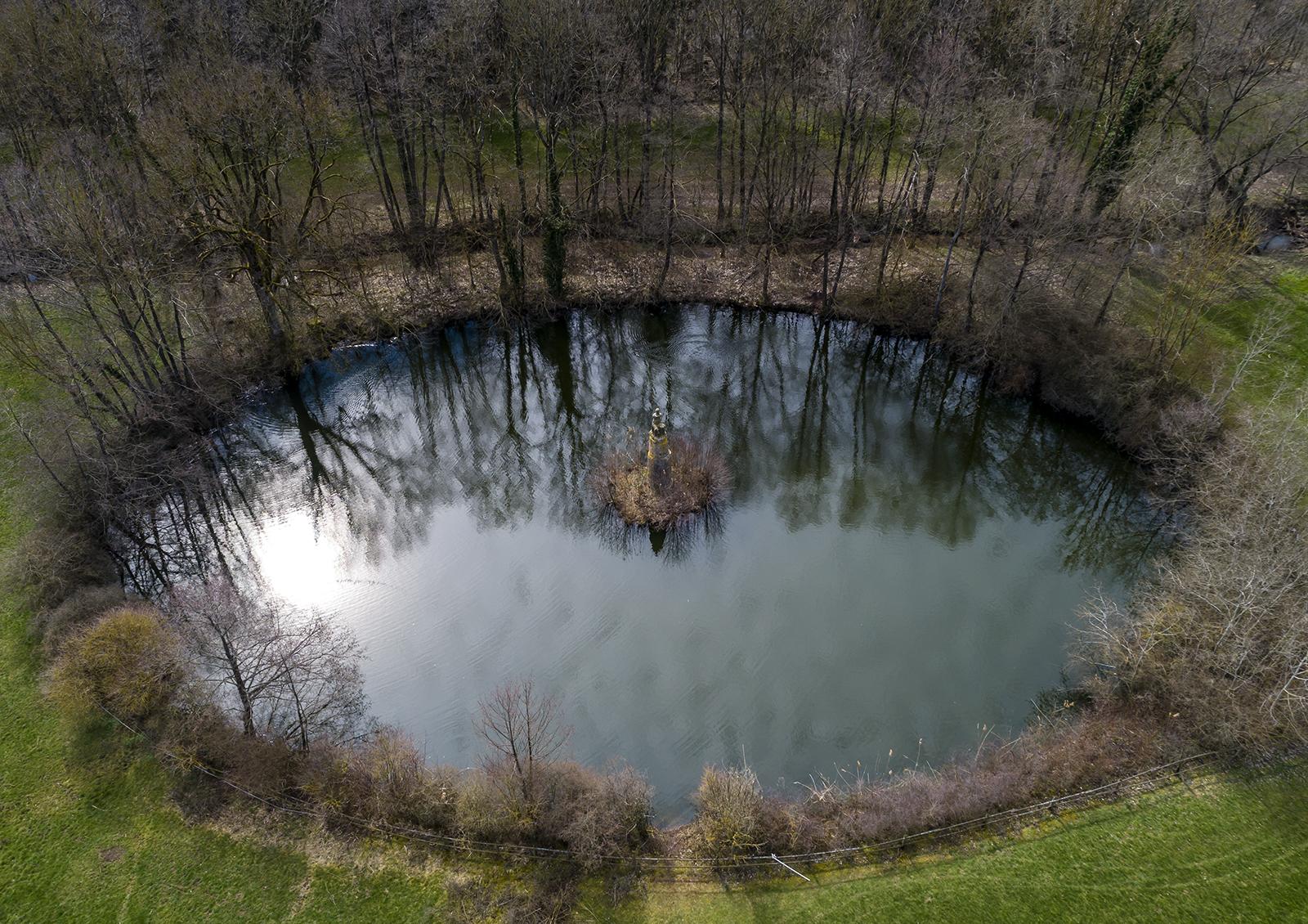 Kibannele und Ovalsee in Ochsenbach