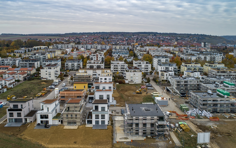 Bietigheim, Wohngebiet Kreuzäcker