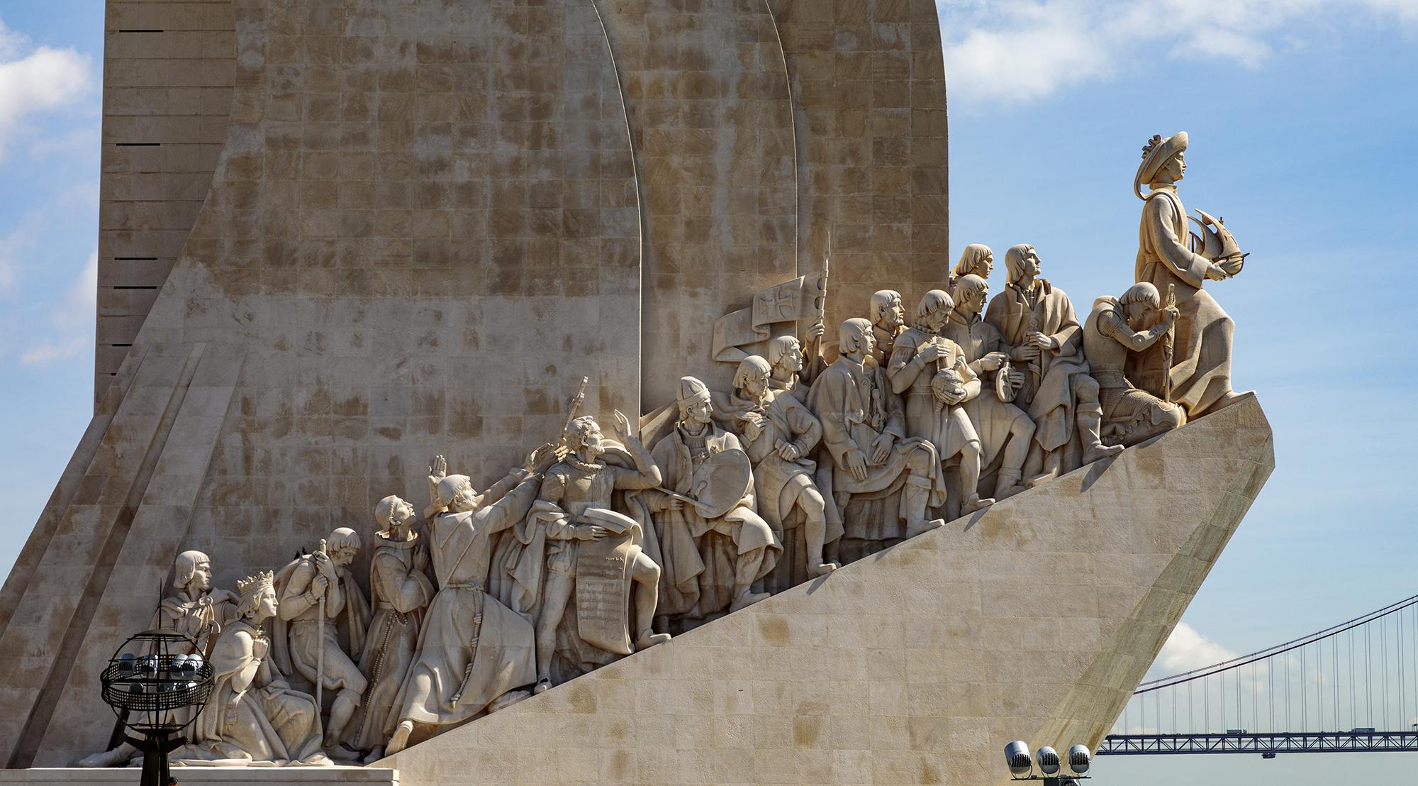 Lissabon: Padrão dos Descobrimentos