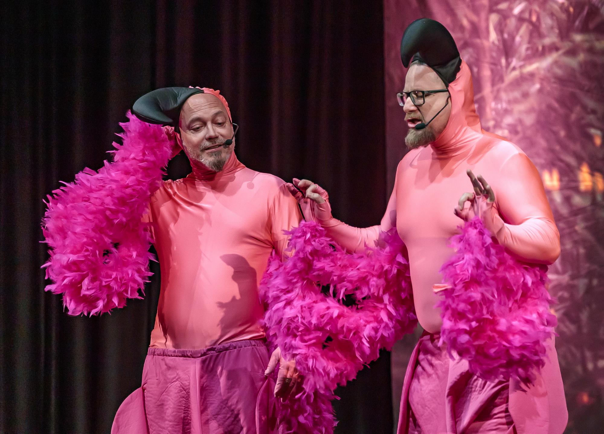 Comedy: Mundstuhl, Scala