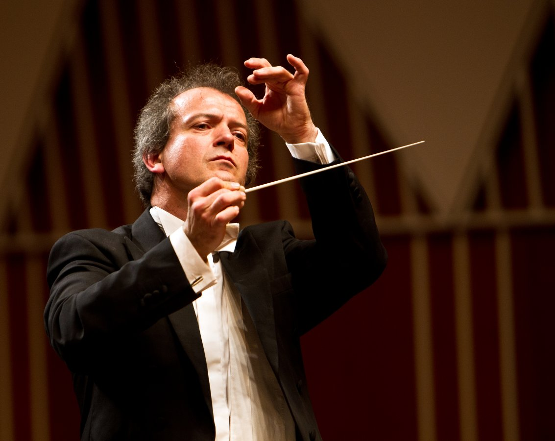 Die Jugendphilharmonie, das Orchester der Musikschulen im Kreis Ludwigsburg.