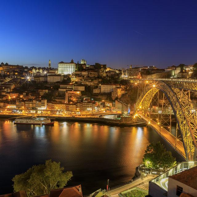 Porto, Ponte Dom Luís I.
