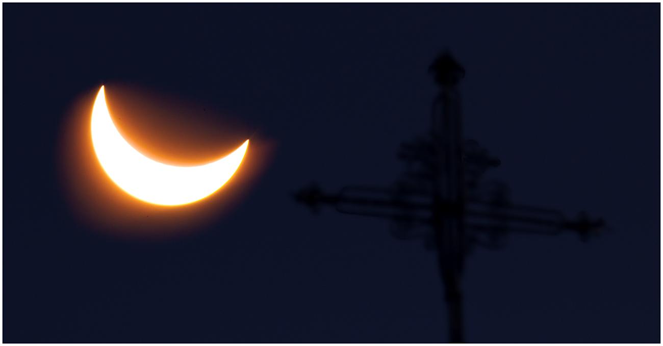 Am 20.03.2015 war über Baden-Württemberg eine partielle Sonnenfinsternis zu sehen. Die maximale Abdeckung war um 10.37 Uhr zu beobachten.