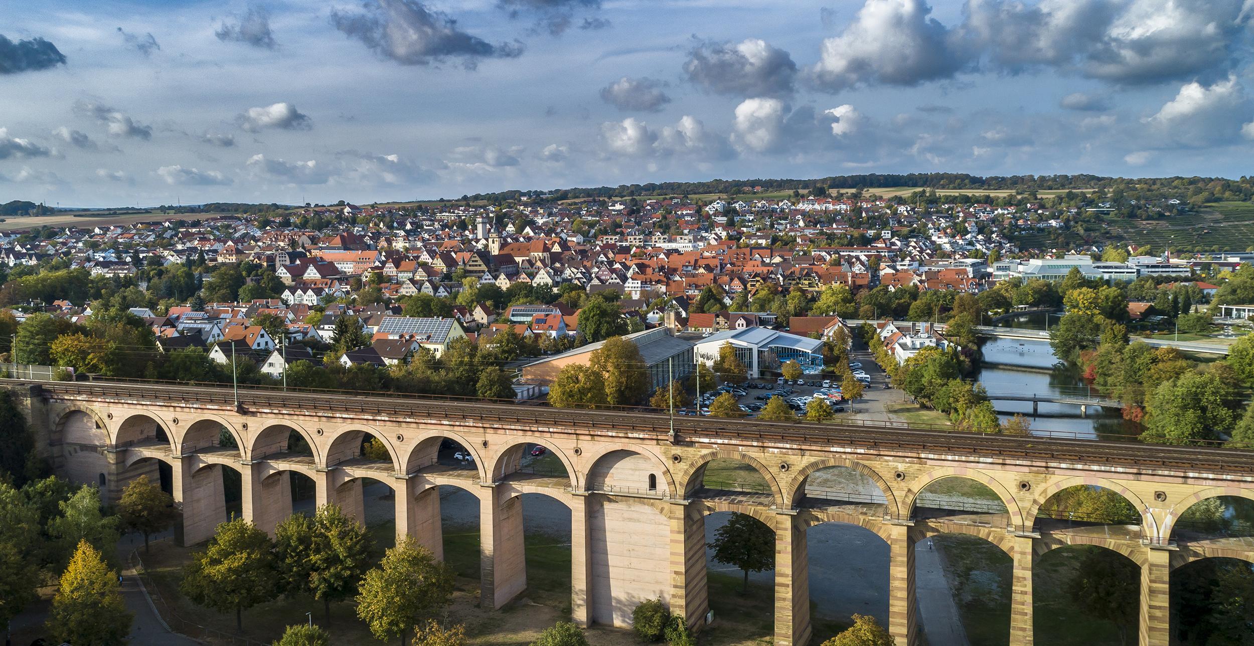 Bietigheim-Bissingen, Enzviadukt