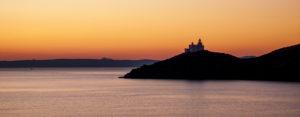 Griechenland: Ägäis, Kea, Vourkari Bay