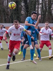 Fußball: 08 Bissingen - Dorfmerklingen