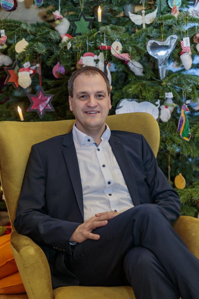 Bönnigheim: Bürgermeister Albrecht Dautel