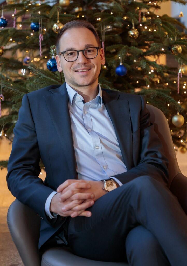 Löchgau: Bürgermeister Robert Feil