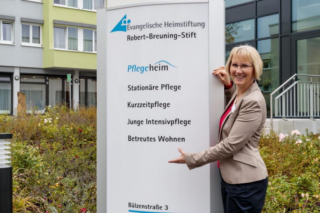 Evangelische Heimstiftung Besigheim, Robert-Breuning-Stift