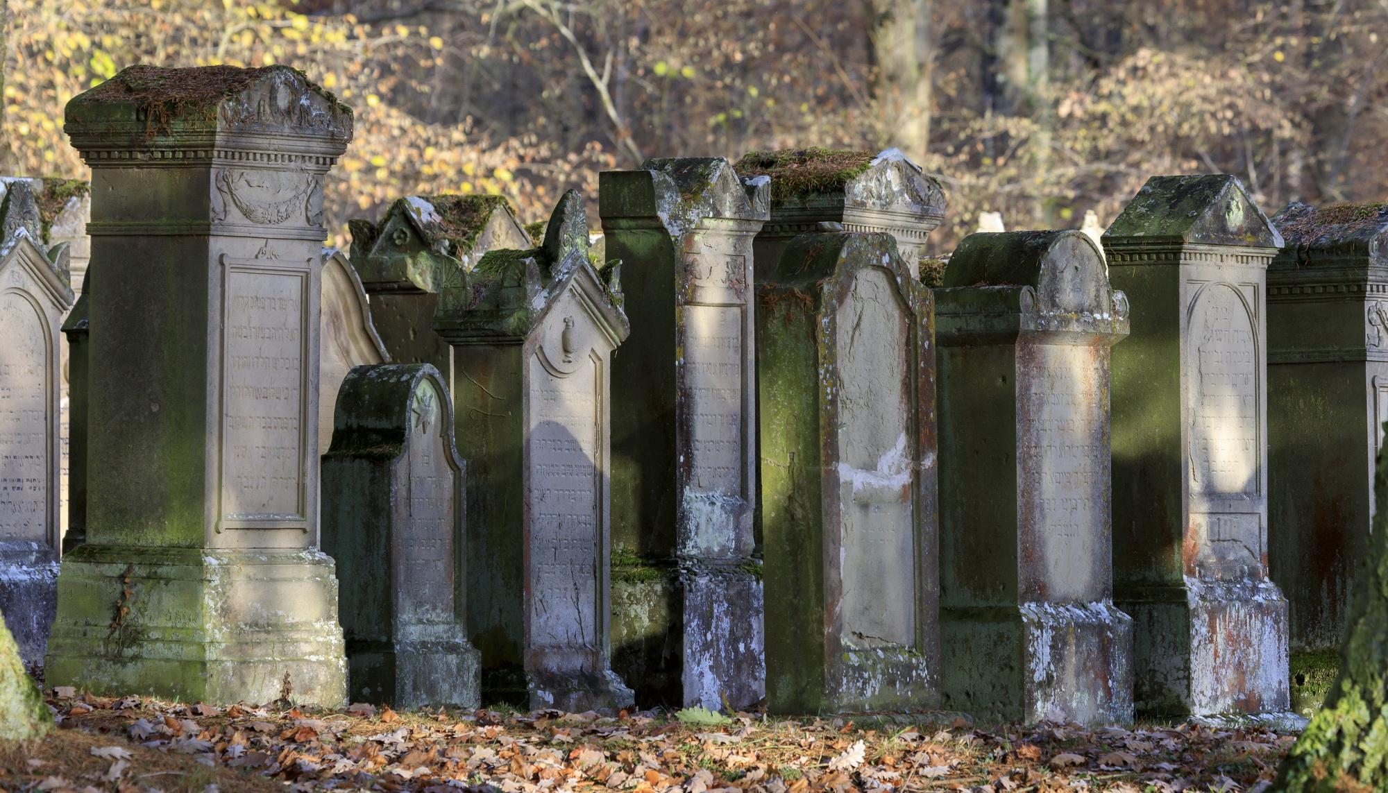 Freudental, jüdischer Friedhof