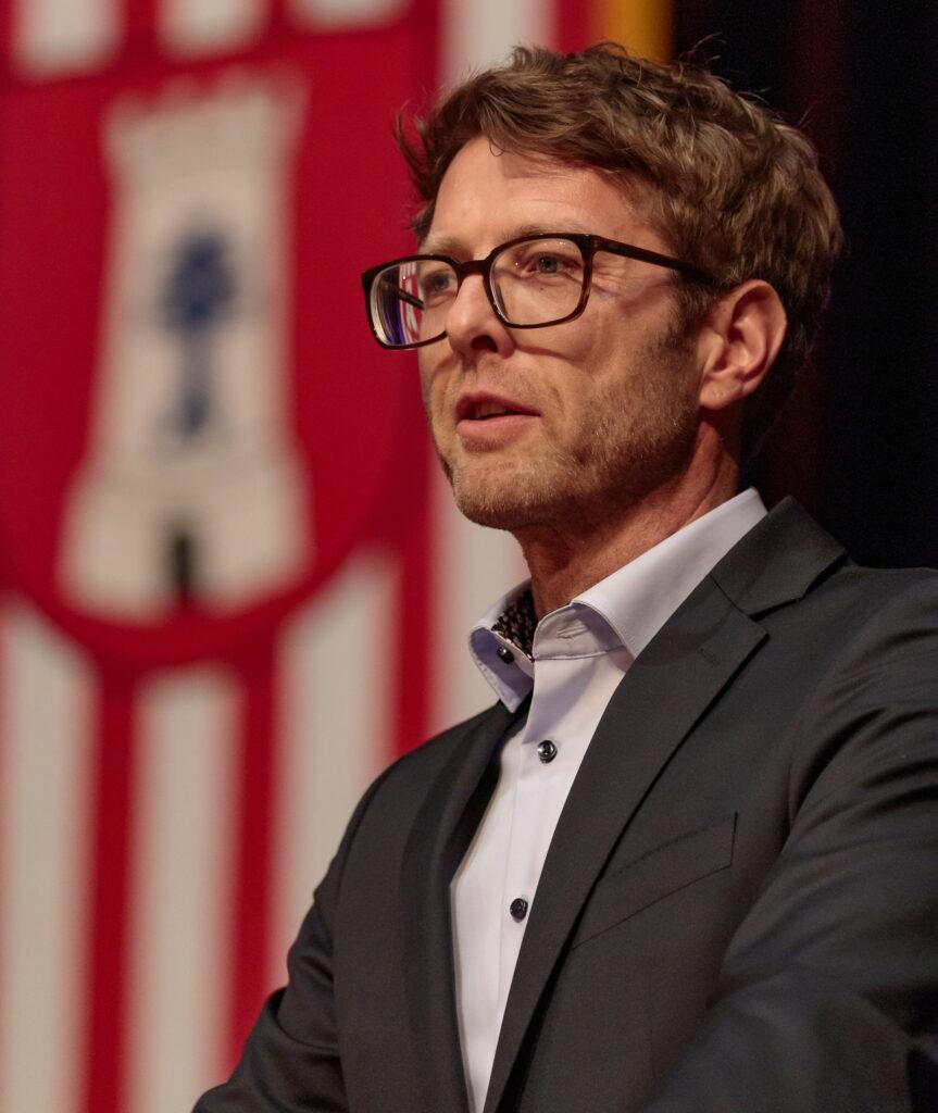 OB Wahl Bietigheim-Bissingen - Stephan Muck.