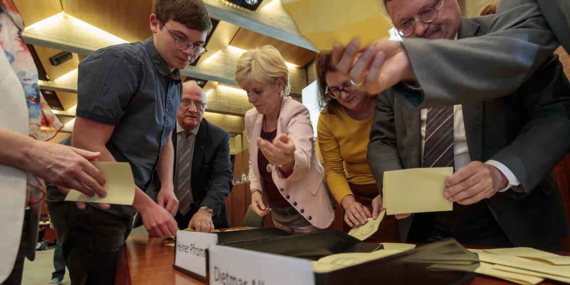 Kreis Ludwigsburg: Wahl des neuen Landrats