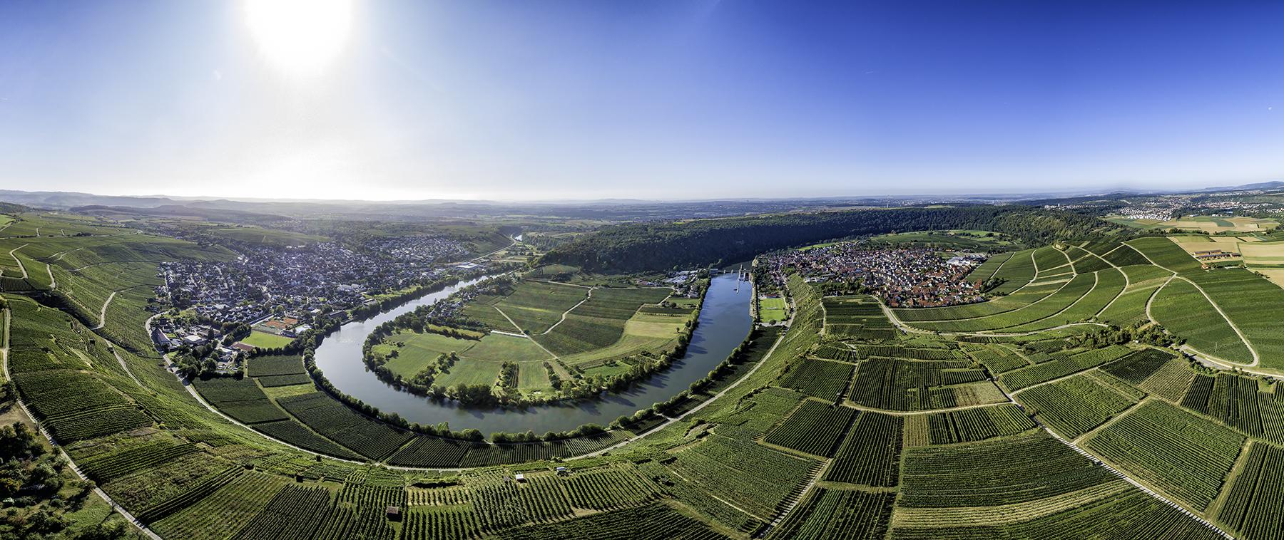 Mundelsheimer Neckarschleife