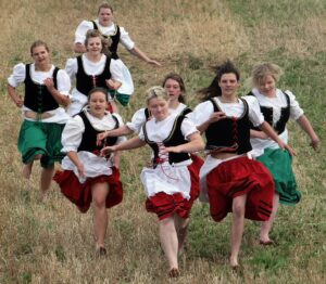 Schäferlauf in Markgröningen 2010