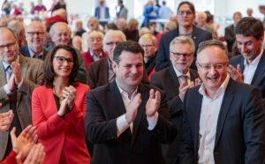 Politischer Aschermittwoch der SPD, Forum am Schlosspark Ludwigsburg