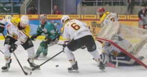 Eishockey, Pre-Playoff: Bietigheim Steelers - ESV Kaufbeuren