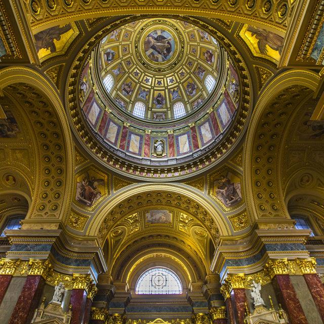 Budapest: Szent István Bazilika