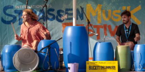 Internationales Straßenmusikfestival – Ludwigsburg, Buckit