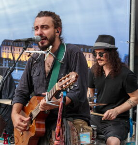 Internationales Straßenmusikfestival – Ludwigsburg, Calle Mambo