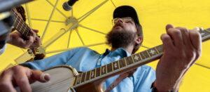 Internationales Straßenmusikfestival – Ludwigsburg, Helmet Duty