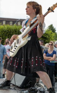 Internationales Straßenmusikfestival – Ludwigsburg, Panela