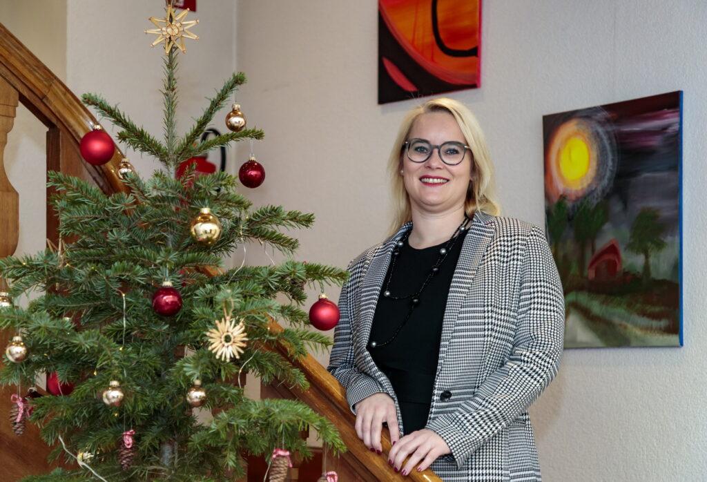 Walheim: Bürgermeisterin Tatjana Scheerle
