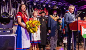 Besigheim: Winzerfest, Eröffnung