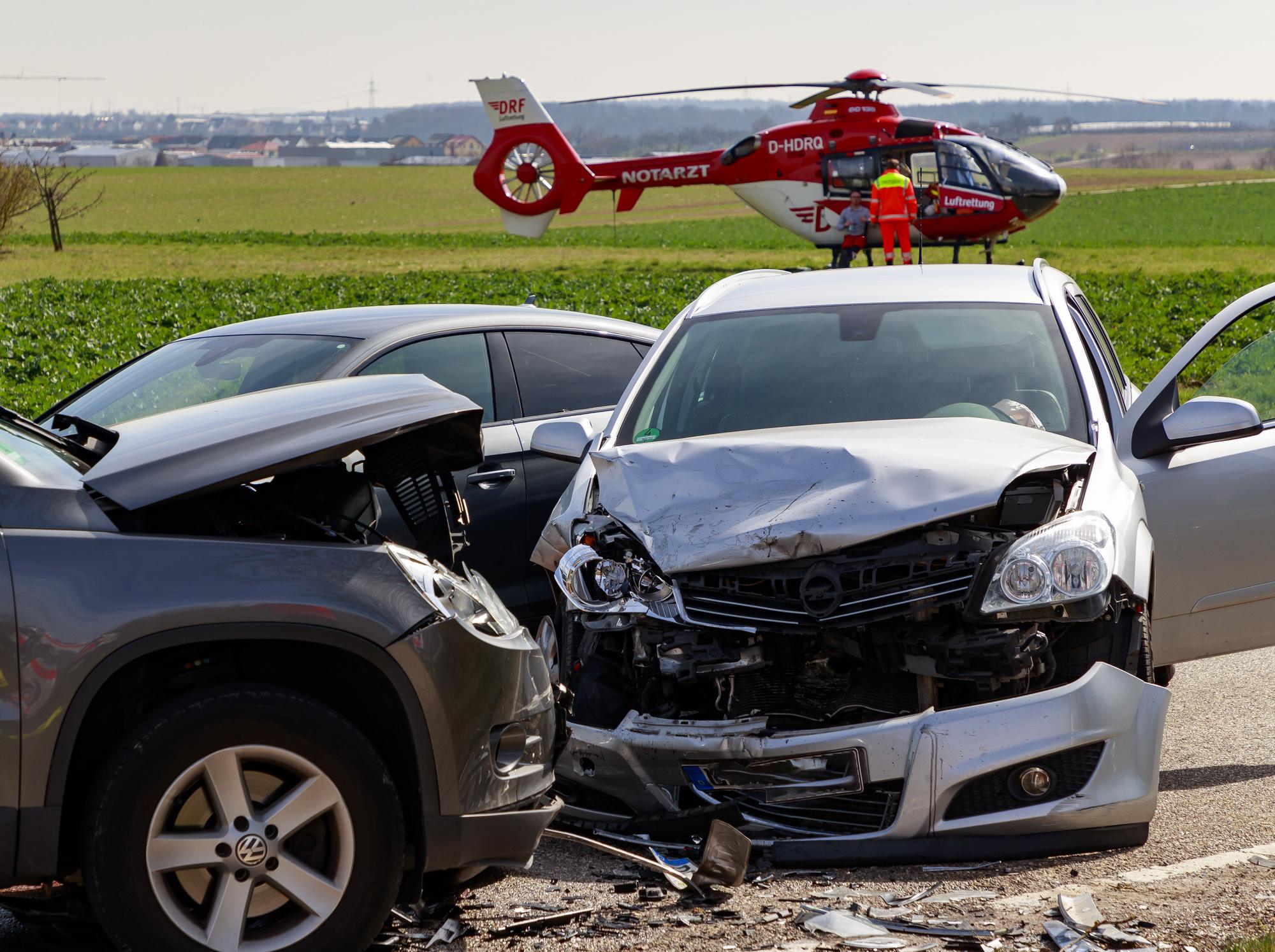 Verkehrunfall